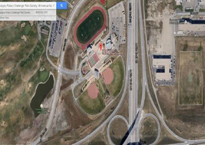 Development Land – 3676 48 Ave NE