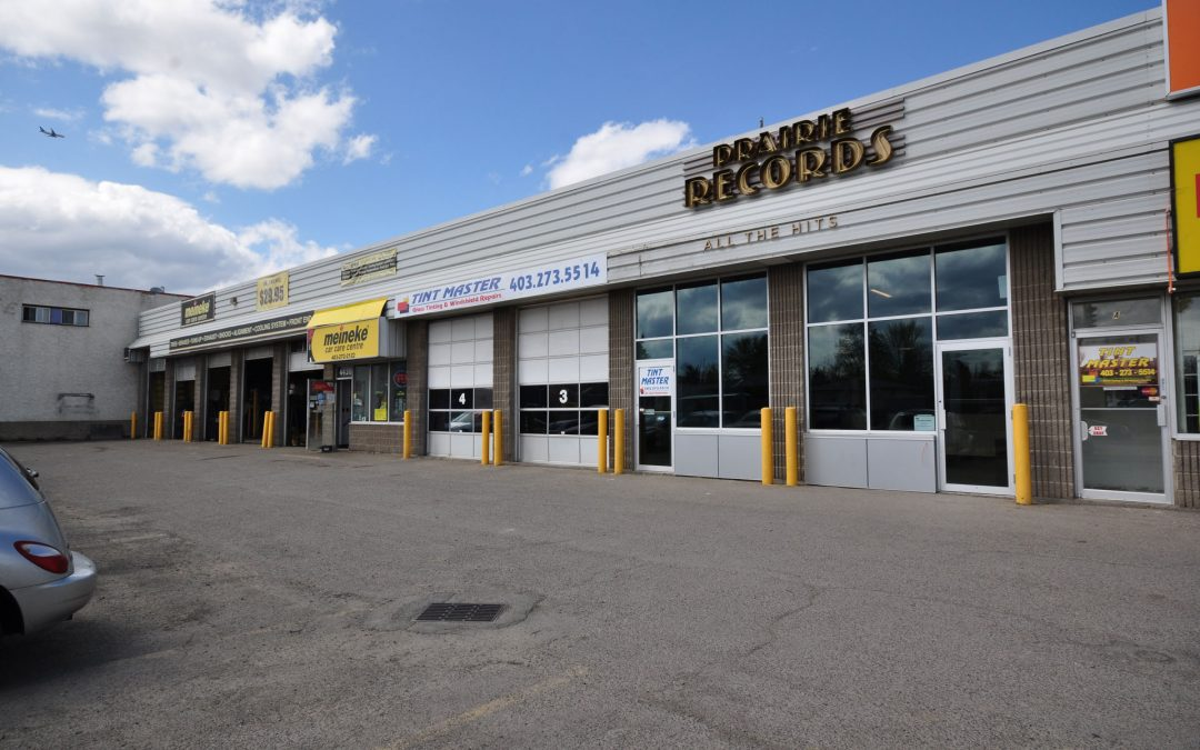 Flex Retail – 4420 17 Ave SE
