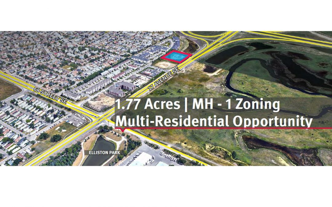 Development Land – 7220 17 Ave SE