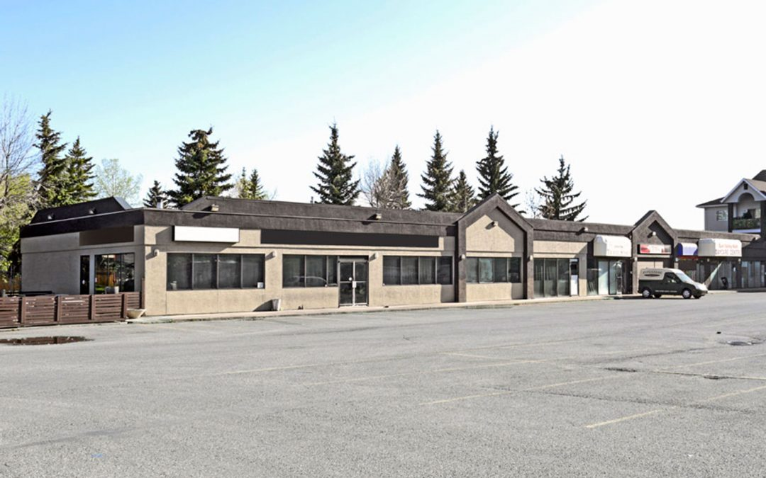 Retail Space – 950 Queensland Dr SE | 420