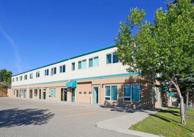 Industrial/Office Bay – 1289 Highfield Cres SE | Unit 113