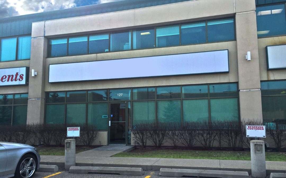 For Sale or Lease – 5655 10th St NE, 127